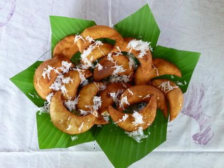 La recette du croissant lunaire au coco - Recette de cuisine cote d ivoire ...