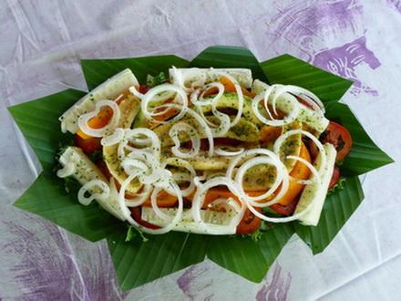 La recette de la salade exotique - Recette de cuisine cote d ivoire ...