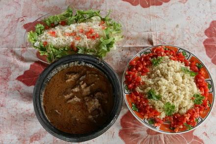 La recette du b uf sauce arachide - Recette de cuisine ivoirienne gratuite ...