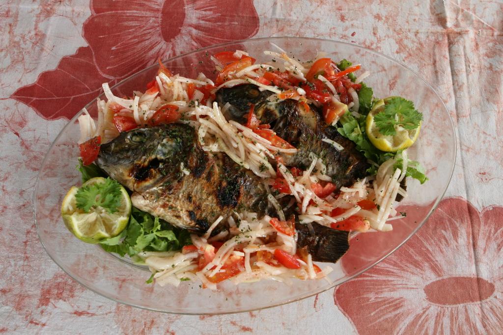 La recette de la carpe brais e - Recette de cuisine ivoirienne gratuite ...
